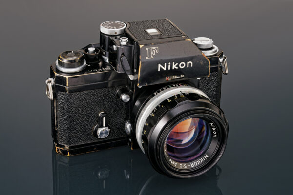 Nikon F FTN Photomic