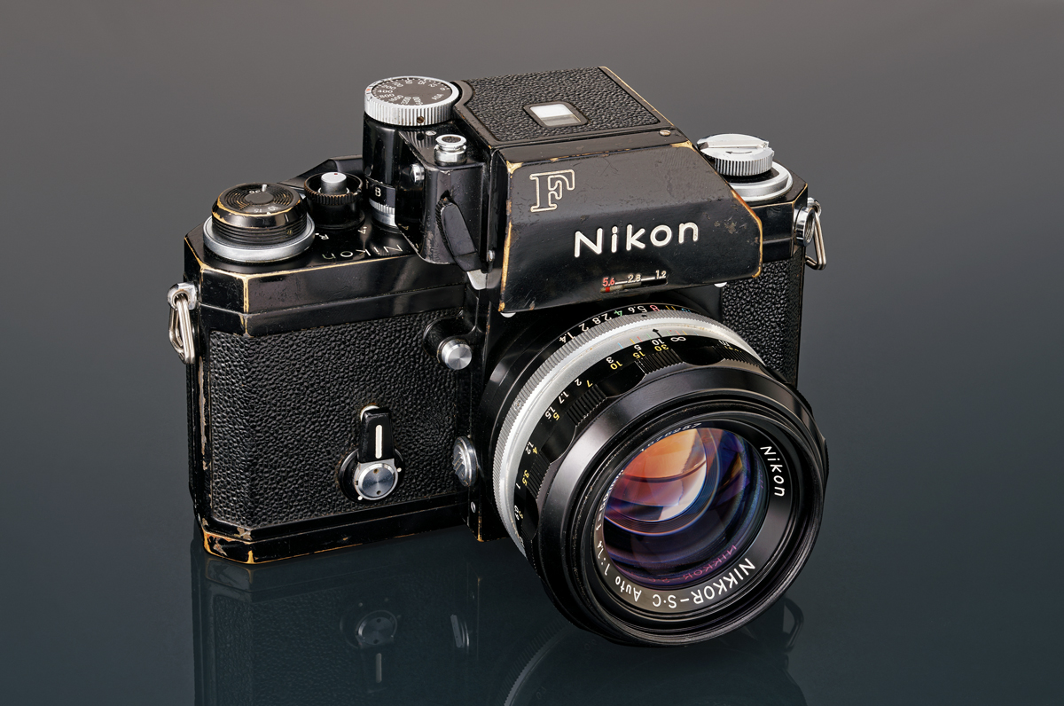 Nikon F FTN Photomic