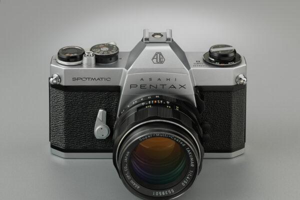 Pentak Spotmatic with Takumar 50mm